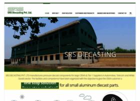 srsdiecasting.com