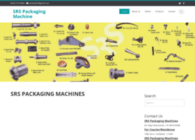 srspackagingmachines.com