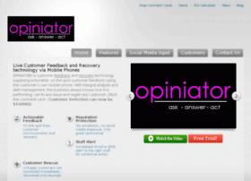 srv.opiniator.com