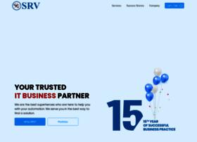 srvinfotech.com