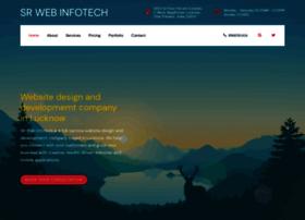srwebinfotech.com