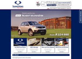 ssangyong.co.za