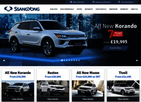 ssangyonggb.co.uk
