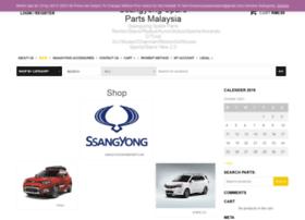 ssangyongspareparts.com