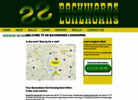ssbackwardslonghorns.com
