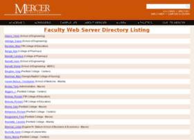 ssbea.mercer.edu