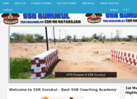 ssbgurukul.com