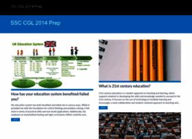 ssc-cgl2014.in