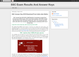 sscexamnotification.blogspot.in