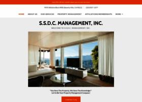 ssdcmanagement.com
