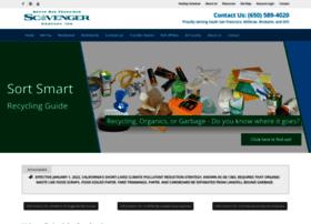 ssfscavenger.com