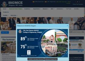 ssgmce.org