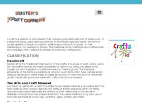 ssisterscraftcorner.com