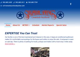 sslivestockauctions.com