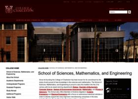 ssm.cofc.edu