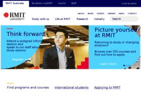 sso-shibboleth.rmit.edu.au