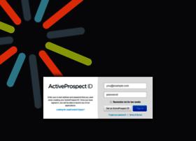sso.activeprospect.com
