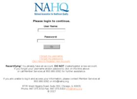 sso.nahq.org