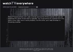 sso.watchtveverywhere.com