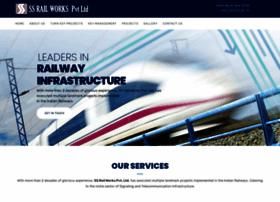 ssrailworks.com