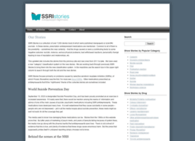 ssristories.org
