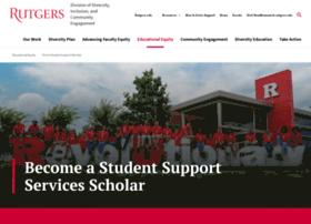 sss.rutgers.edu
