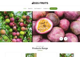 sssfruits.com