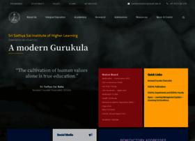 sssihl.edu.in