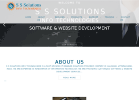 sssolutionsit.com