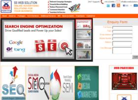 sswebsolution.com