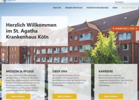 st-agatha-krankenhaus.de