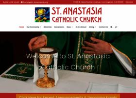 st-anastasia.org