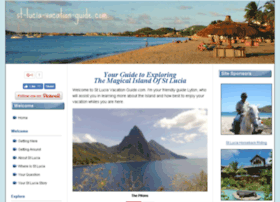 st-lucia-vacation-guide.com
