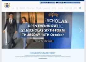 st-nicholas.cheshire.sch.uk