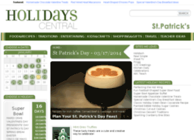 st-patricks-day.holidayscentral.com