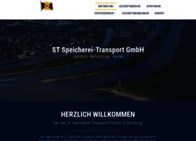 st-speicherei-transport.de