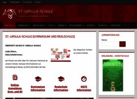 st-ursula-schule-wuerzburg.de