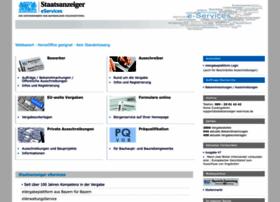 staatsanzeiger-eservices.de