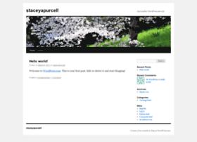 staceyapurcell.wordpress.com