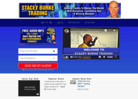 staceyburketrading.com