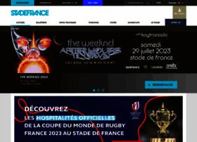 stadefrance.com