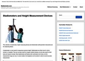 stadiometer.com