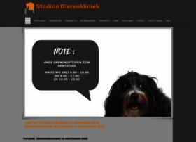 stadiondierenkliniek.nl