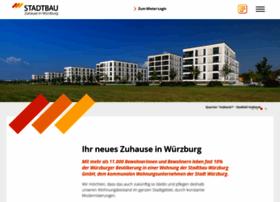 stadtbau-wuerzburg.de