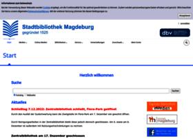 stadtbibliothek.magdeburg.de