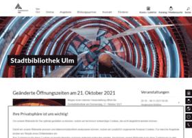 stadtbibliothek.ulm.de