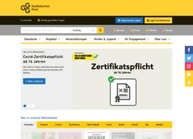 stadtbibliothekbasel.ch