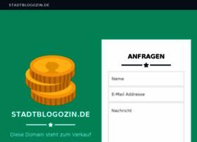 stadtblogozin.de