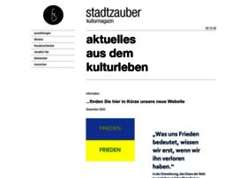 stadtzauber.de