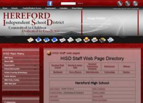 staff.herefordisd.net